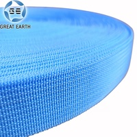 China Webbing Belt Various Colours and Width Available In Stock PP Strap Webbing