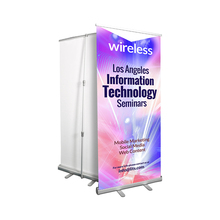 85x200 cm de aluminio retráctil preminums pantalla amplia base roll up stand