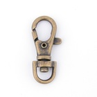 High Quality Metal Swivel Dog Snap Hook Buckles for Handbags Purses