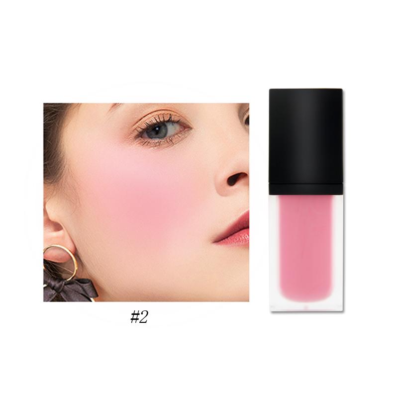 Private Label Makeup Blush Long Lasting No Brand Waterproof Liquid Blush