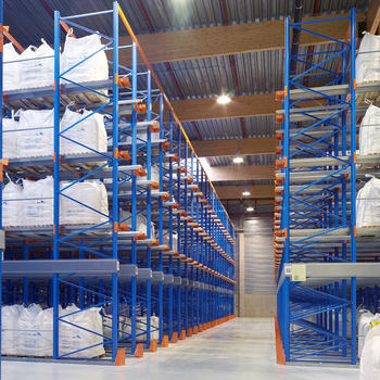 Warehouse Stocking Racking Heavy Duty Drive In Racking & Drive Through Racking Systems