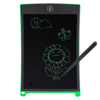 Colorful erasable writing 8.5 inch LCD writing tablet