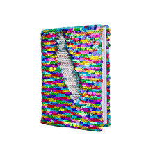 Custom druck phantasie journal kinder journal pailletten journal
