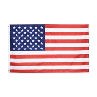 Wholesale Stock 3x5 Fts 90x150cm Print Stars And Stripes US United States American Flag Of USA