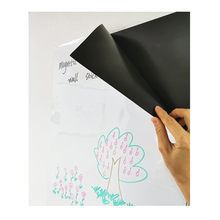 Custom Size Dry Erase Soft magnetic whiteboard wall sticker