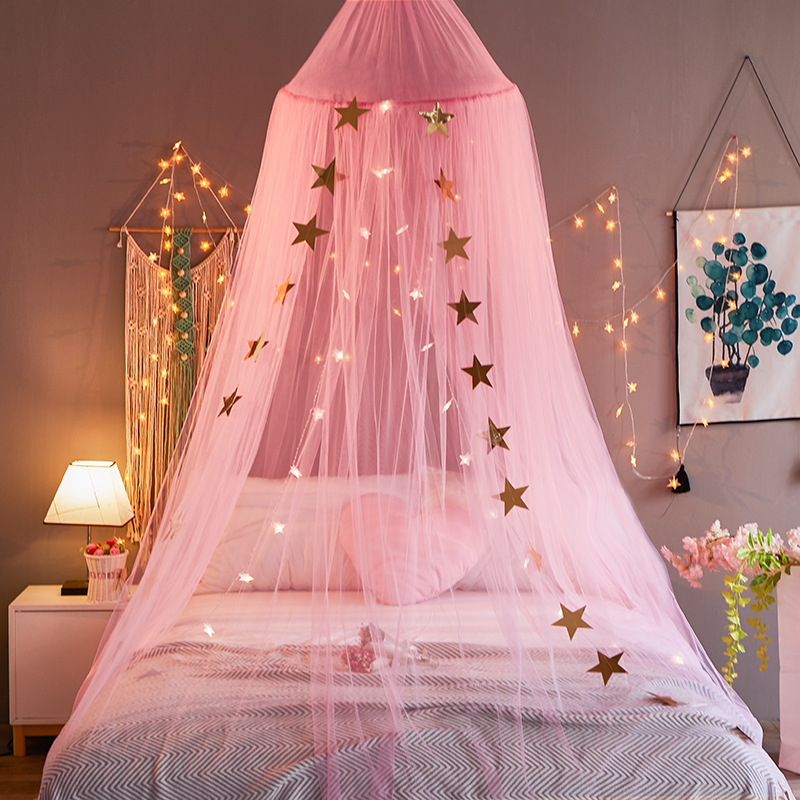 Bed Canopy Tent For Girls Princess Bed Curtain Baby Mosquito Net For Crib -  Buy Baby Mosquito Net For Crib,Crib Mosquito Net,Baby Crib Mosquito Net ...