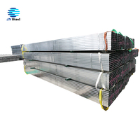 zinc steel ! rectangular gi metal iron square pipe tube / black iron galvanized square hollow section