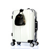 Luggage sets Travel Bag, Hot sale Aluminum Plastic Luggage Bag for Business, Travel, School.