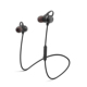 Cheap Remote Talk Wireless Magnetic V5.0 Stereo Sport Bluetooth Earphone Earbuds RM6 Built-in Microphone