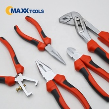Plier all kinds of combination plier long nose side cutting pliers