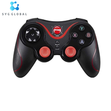 SYG X3 Smart 폰 Game Controller 무선 <span class=keywords><strong>조이스틱</strong></span> BT3.0 안드로이드 Wii u 게임 게이밍 Remote Control 대 한 폰 PC 정