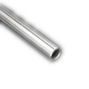 customized brushed stainless steel tube 15mm stainless hydraulic tubing 16mm