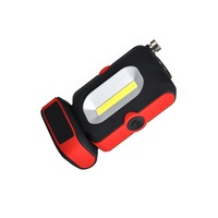 Outdoor Portable floodlight Super bright Car Repaire Lamp emergency flashlights Magnet Base Pick Up tool COB LED Work Light