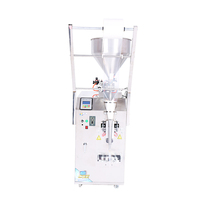 Peanut butter sachet filling and packing machine chocolate paste condensed milk packing machine