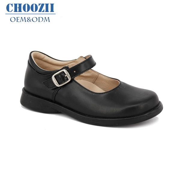 Choozii Mary Jane Flats Genuine Leather