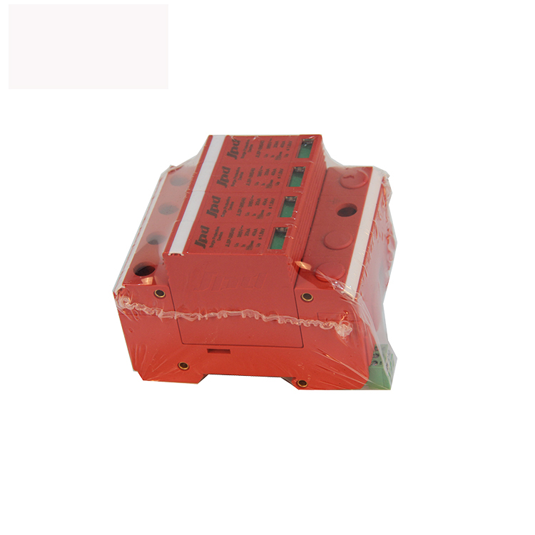 1500 V 3 P Solar power surge protector SPD 광 서지 보호 장치