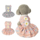 high quality lovely display pet supplies dog pet clothes