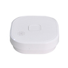 Fire Control Smoke Sensor Induction Alarm Detector Home Safely Security White