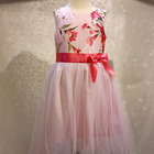 2019 child spring dress Spring Wholesale 0-8 Years Old New Model Girl Lace Children Dress 12 years old children girl fancy dress