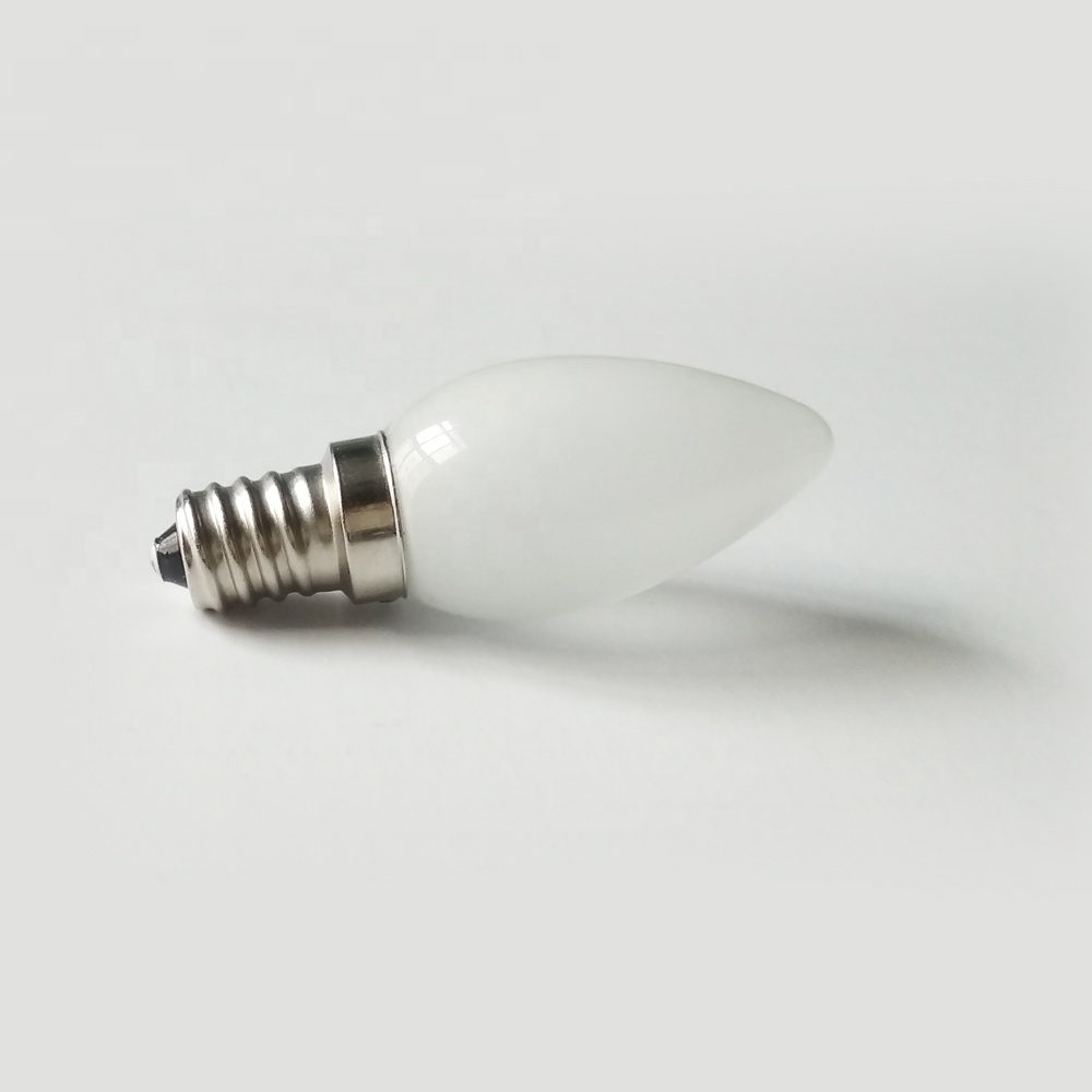 led c7 e12 bulb warm white a6