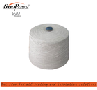 High Temperature Packing Pure 100% Ramie Fiber Yarn Teflon Flax Gland Packing