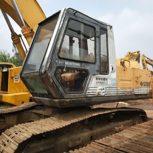 JAPAN OLD MODLE USED SUMITOMO SH280F2 EXCAVATOR VERY LOW PRICE FOR SALE