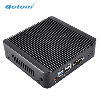ODM Wifi Intel Core win 10 8 7 Draagbare Usb 3.0 Fanless Gaming Cpu Computer