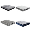 medical waterbed latex inflatable memory mattress fabric queen spring foam mattress