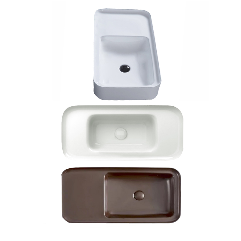 basin rich size and colors price wood cabinet suite sink children cabinet and female mop shampoo basin green house vessel sink