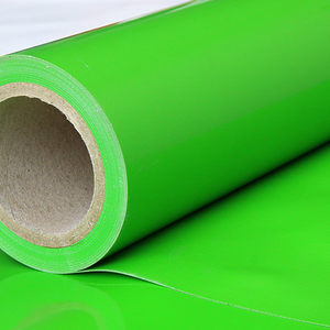 PVC Knife Coated Fabric For Inflatable bouncy Castle /infltable slide /inflatable obstacle course