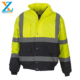 Custom Made Antistatic Winter Working Safety Jacket