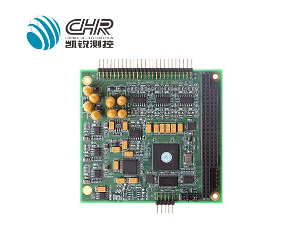 32-kanalen analoge uitgang & digitale I/O DA functie DAQ card CHR42501 PC104 interface