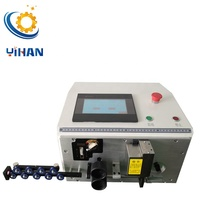 Automatic wire bending stripping and cutting machine suits for 0.2 to 6mm2