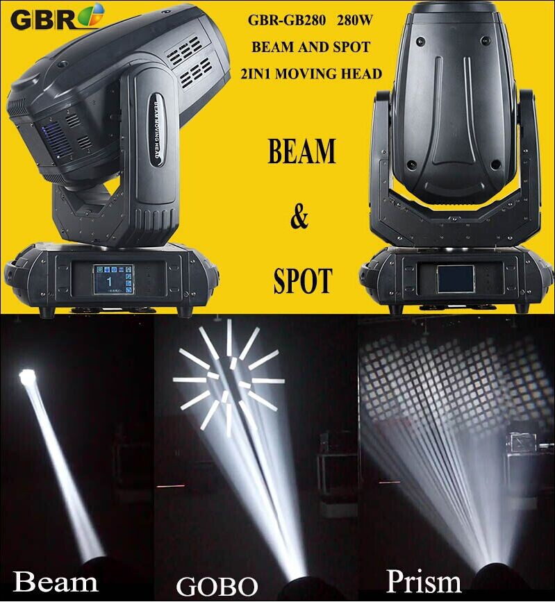 2015 New Trend 10r 280w Beam Spot Wash 3in1 Moving Head Light ...