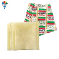 high quality factory price yellow car cleaning tack cloth