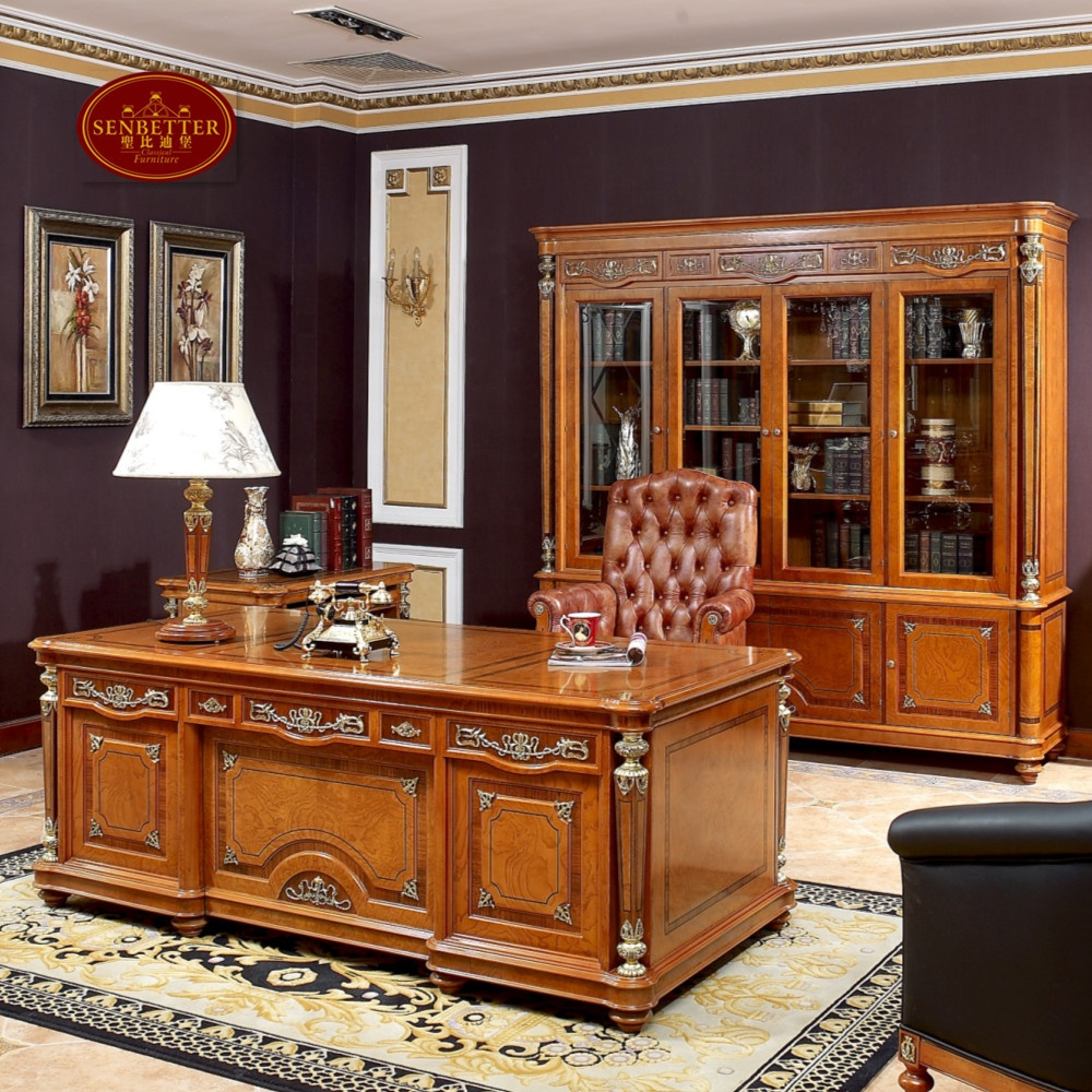 Clic Furniture 0029 Study Room Wood Antique Italy Design Product On Alibaba