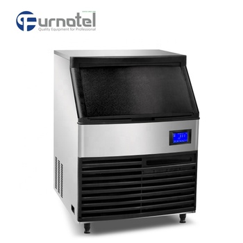 New Type 100KG/24h Output Commercial Ice Maker Machine Heavy Duty