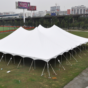 online store 6fef6 8dcda Waterproof Shamiana Pole Tent For Wedding Party