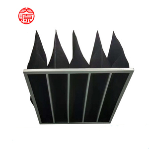 Air Activated Carbon Filter Bag Waterproof Fabric Filter Cloth