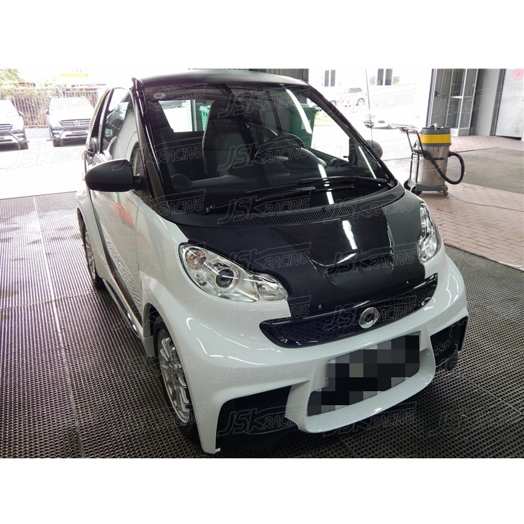 Mercedes Smart Car >> 2016 2017 B Style Half Carbon Fiber Body Kit For Mercedes Benz Smart Fortwo Buy For Benz Carbon Body Kit For Benz Body Kit For Smart Carbon Product