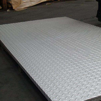 ms hot rolled steel chequered plate 6mm thick