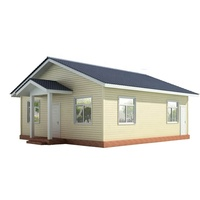 Easy Build Prefab+House Living mobile home factory supply price
