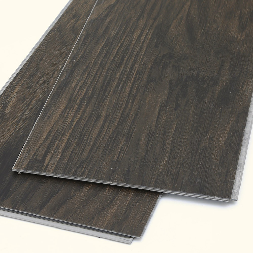 Pvc Plastic Floor Tile Rustic Wood