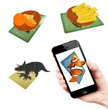 Amazon bestseller AR GiftAR game card