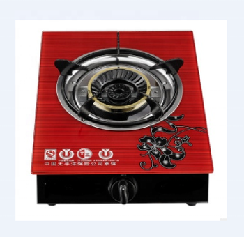 factory direct price tempered glass 2 burner table top gas cooker / gas stove oven