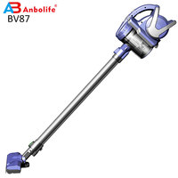 Powerful Cleaning Lightweight Handheld Vacuum with Rechargeable Lithium Ion Battery Stick Wireless Vacuum Cleaner