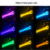 11 Colors+White DMX 80w Led Super Beam Moving Head Light For DJ Stage Club Disco