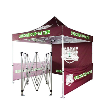 Cheap for exhibition 3x4.5m Commercial pop up tent canopy 10x10