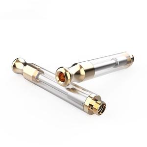 CBD bottom airflow cartridge dmt atomizer Wax Vape Pen cartridge
