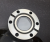ultra high vacuum glss/quartz CF flange viewport for PVD coating machine